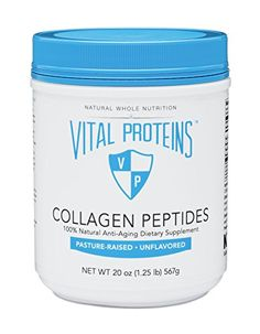 Vital Proteins Pasture-Raised Collagen Peptides, (20 oz)