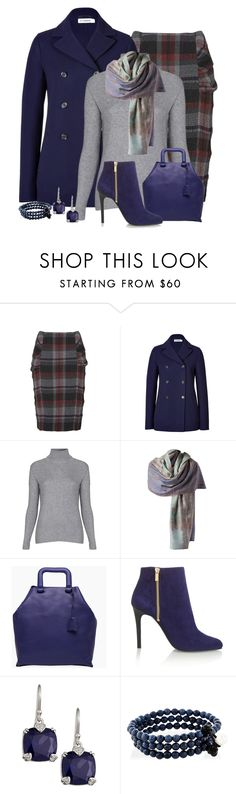 """Pea Coat"" by terry-tlc on Polyvore"