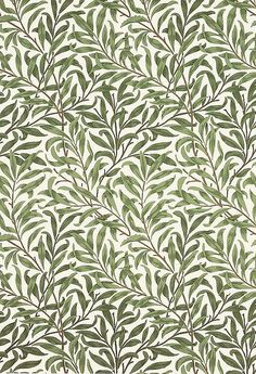 Willow boughs wallpaper