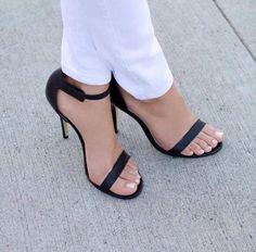 The Endless Summer #heels  #fashion #wear #shoes #inspiration #modren