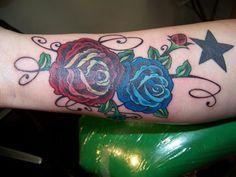 50+ Rose Tattoo Designs | Cuded