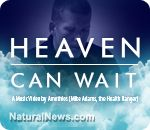"""""""Heaven Can Wait"""" encourages children and teens to throw away their dangerous  psychiatric drugs and prescription medications. Instead, they are inspired to  find meaning and happiness in being who they truly are without turning to chemical  intervention and psychiatric drugs."""