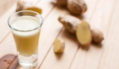 Beneficios del jugo de jengibre