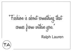 Trend Anonymous - The place to find the latest street style inspiration and outfit ideas straight from the runway! Fashion Quotes, Style Inspiration, Thoughts, Tanks