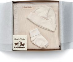Take Me Home Gift Set (optional embroidery) by Cherub's Blanket, $46.75. http://www.cherubsblanket.com/shop/gift-sets/take-me-home-gift-set