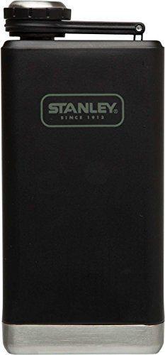 Stanley Adventure Stainless Steel Flask, 8oz, Matte Black