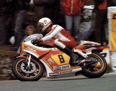 Mike Hailwood (Suzuki RG500) SeniorTT 1979
