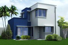 Proyecto Habitacional Casas 120 m2