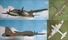 """Mitsubishi Ki-109 """"Hiryu"""", Zerstörer (LS A-153)"""