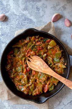 Taktouka — My Moroccan Food