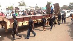 What Benue people told President Buhari over Fulani herdsmen killings