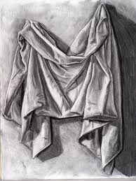 pencil drawings of fabric - Google Search