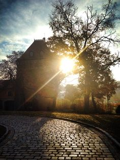 Chateau Bela #autumn Continental Europe, Big Country, Central Europe, Bratislava, Lonely Planet, Autumn, Sunset, World, Travel