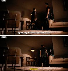 BBC Class | Nightvisiting - Miss Quill & Charlie