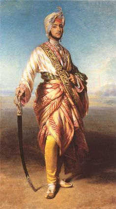 The King Duleep Singh by Franz Winterhalter