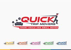 Create a logo that illustrates calm, quick, and efficient moving. by bryan(brand)