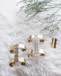 """67 Likes, 5 Comments - Annachich Jewelry (@annachich_jewelry) on Instagram: """"We often hear from customers that our statement cuffs make them feel like super women! Is there a…"""""""