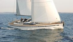 Sunbeam 53.2 in Action #yachting