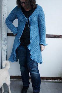 wollixundstoffix: blauer Strick zum mmm 5-2013