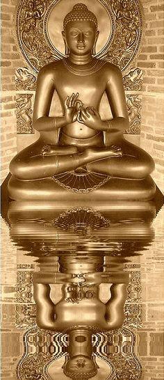 Meditation Tips And Techniques For vipassana meditation benefits Gautama Buddha, Buddha Buddhism, Buddhist Art, Buddhist Meditation, Buddha Kunst, Buddha Zen, Art Bouddhique, Mudras, Little Buddha