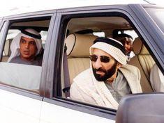 Shaikh Mohammad Bin Rashid and Shaikh Saud bin Saqr Al Qasimi performed funeral prayers for Shaikh Saqr
