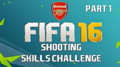 FIFA 16 Shooting Skills Challenge - Part 1