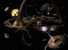 Dominion Wars- Battle for Deep Space Nine...this was my show!