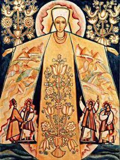 pokrova ... mother of God protecting the ukraine