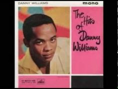 Danny Williams - White On White (original hit version) 1964. (This video looks like the 40s and not the 60s)