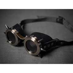 Steampunk Cybergoth Goggles Victorian Goggles Steam Punk Eyeglasses Glasses Specs Spectacles Googles Aviator Goggles black glasses | Steampunk Junkies