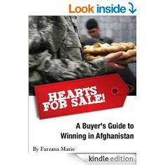 Amazon.com: Hearts for Sale! A Buyer's Guide to Winning in Afghanistan eBook: Farzana Marie, H.R. McMaster: Kindle Store