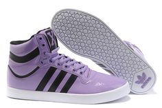 new arrival 92cc2 20111 womens high top sneakers purple - Google Search Adidas High Tops, Shoes  Men, Nike