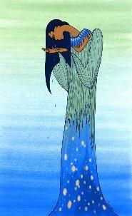 Maxine Noel First Nation Artist Mother Earths Tears (CAP3024M)
