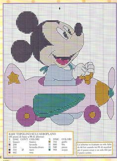 Disney - Mickey - Airplane                                                                                                                                                                                 Mehr
