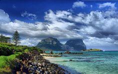 ロード・ハウ諸島① (オーストラリアの世界) pic.twitter.com/CIAbW9Mv