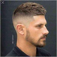 Coupe Homme Dégradé Le Style Au Poil Tif Short Hair Styles