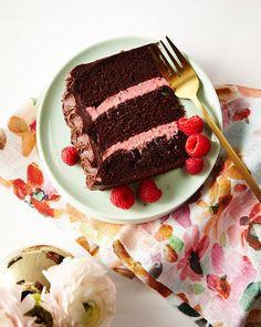 If you're looking to make something extra sweet for someone extra special then this red wine chocolate cake recipe is for you.