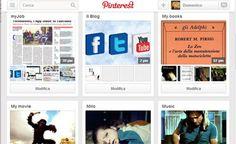 Pinterest, la nostra stanza polifunzionale Foto, disegni, illustrazioni, video, emozioni: un racconto per immagini