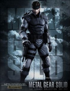Metal Gear Solid Solid Snake