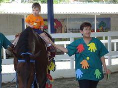 La equinoterapia es la utilización del caballo con fines terapéuticos, dirigidos a la estimulación y/o rehabilitación