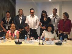 Revista El Cañero: ADOZONA y Cámara de Comercio de Cuba suscriben acu...