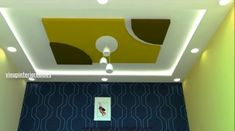 House Ceiling Design, Ceiling Design Living Room, Ceiling Light Design, House Front Design, Lighting Design, Ceiling Lights, Tv Unit Design, Dream Home Design, Pop