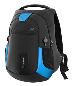 Ghostek® NRGbag Series Computer Laptop Messenger Backpack...
