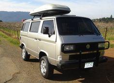 1986 Volkswagen Vanagon Syncro 4×4