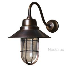Vintage Stallamp Vermont