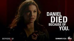 is Emily uit Revenge dating Daniel in het echte leven