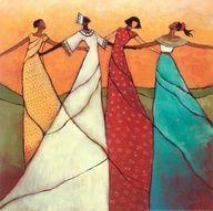 Unity by Monica Stewart. Art print from Art.com.