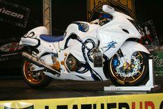 Custom Hayabusa, Custom Sport Bikes, Suzuki Hayabusa, Suzuki Motorcycle, Sportbikes, Cyberpunk Art, Street Bikes, My Ride, Bike Life