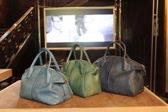 Tod's RTW Spring 2013 (I want this handbag!)