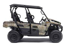 New 2014 Kawasaki Teryx4 Camo ATVs For Sale in Alabama. 2014 Kawasaki Teryx4 Camo, CALL 256-650-1177 TO SAVE $$$$ 2014 Kawasaki Teryx4 Camo Last season, few competitors in the hotly contested four-seat Side x Side market could even come close to matching the Kawasaki Teryx4 CAMO. Now with improved power, handling and performance, thanks to key improvements to its engine, suspension and lighting package for 2014, this super-tough Side x Side will definitely run and hide from the pretenders…